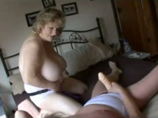 lingerie grannies strapon pleasure afresh
