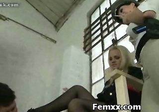fantastic fem dom with nasty chick