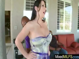 whore milf riding hardcore black mamba cock