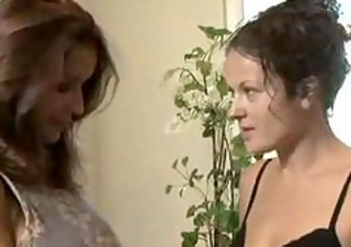 michell and rachel get hot and lustful