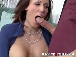 large tits boss mother i always gets her way