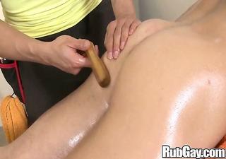 a quiet massage on rubgay