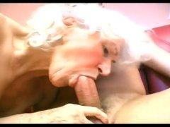 granny with sucking skills