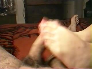 cailleach pink footjob qf11-3