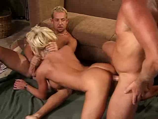 hawt milf double penetration whilst spouse is to