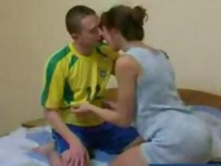 redhead russian older mother gets drilled by