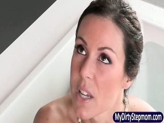 stepmom kendra lust suck off her stepson