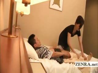 subtitled japan masturbation in front of milf