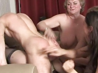 mature ladies having enjoyment and awsome group