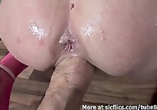 fisting and pissing on the lewd wife
