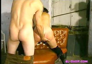 severe spank fuck and cum for this slavegirl part