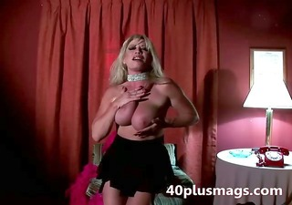 hot mad blonde housewife with firm tits