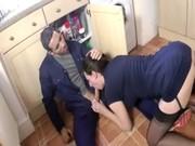 british mother i blows plumber