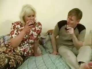 big drunk mama acquires drilled by legal age